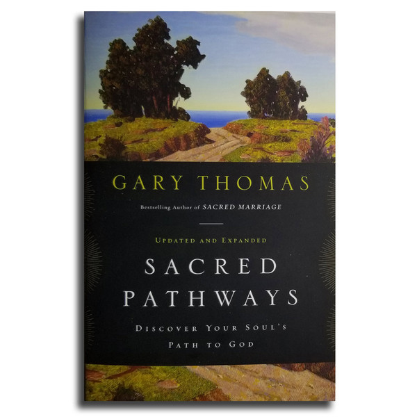 Sacred Pathways. Front cover