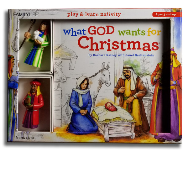 What God wants for Christmas (Fourth Edition)