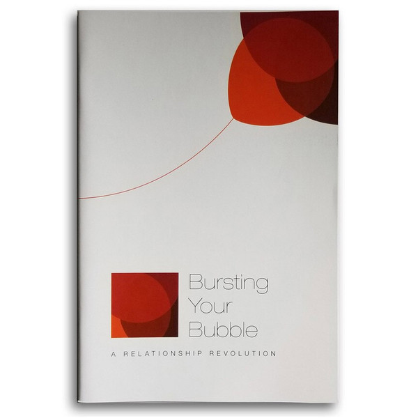 Bursting Your Bubble Manual (Version 2). Front cover