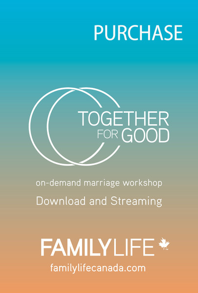 Together for Good Gift Certificate: Video Purchase (Digital Download)