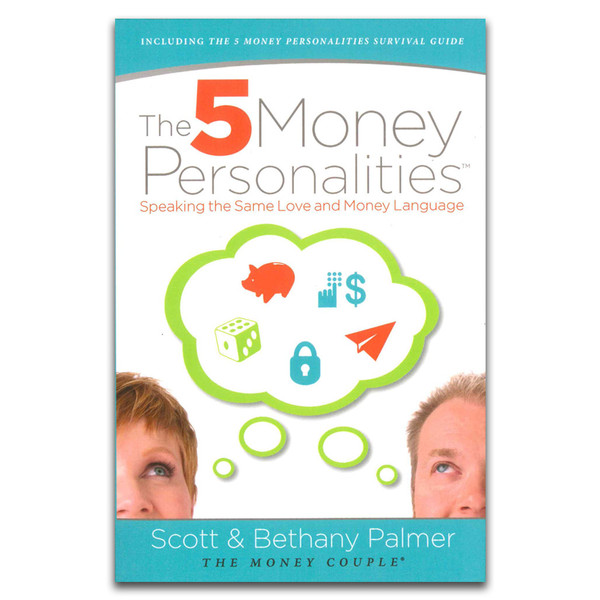The 5 Money Personalities. Front cover