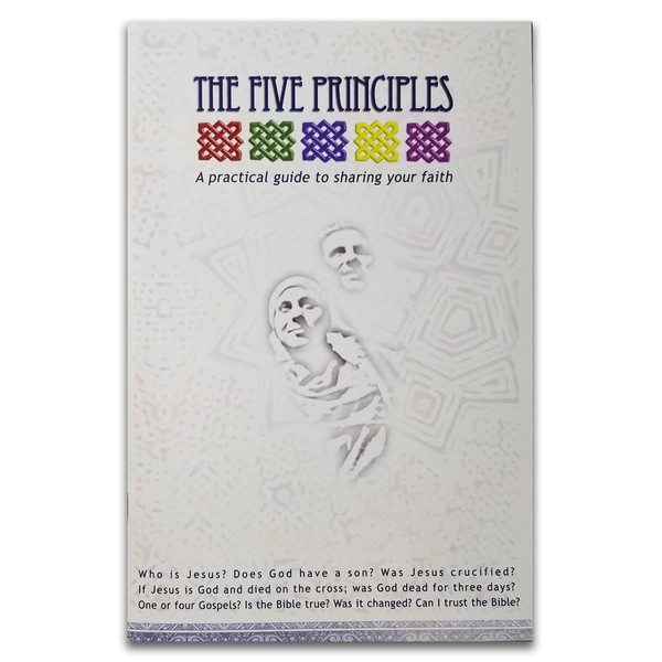 The Five Principles. Front cover