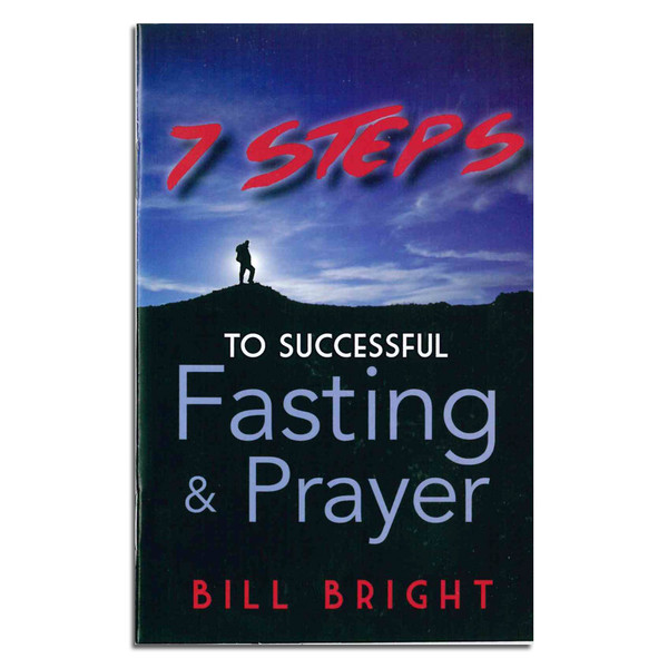 7 Steps To Successful Fasting & Prayer. Front cover