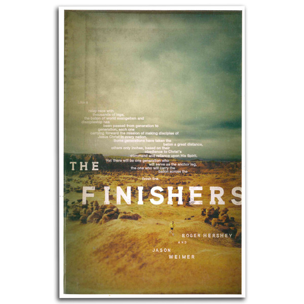 The Finishers. Front cover