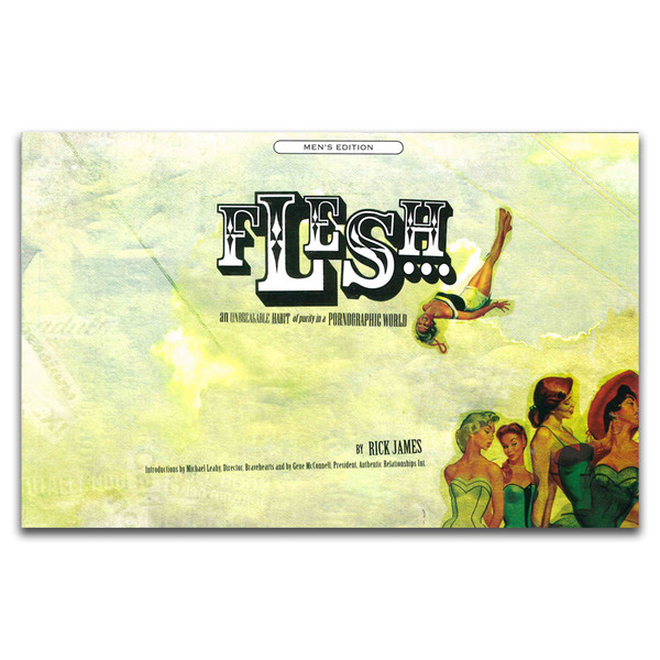 FLESH: Front cover