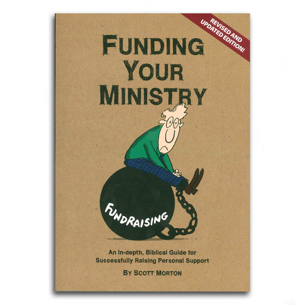 Funding Your Ministry. Front cover