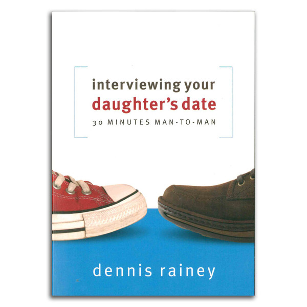 Interviewing Your Daughter's Date. Front cover