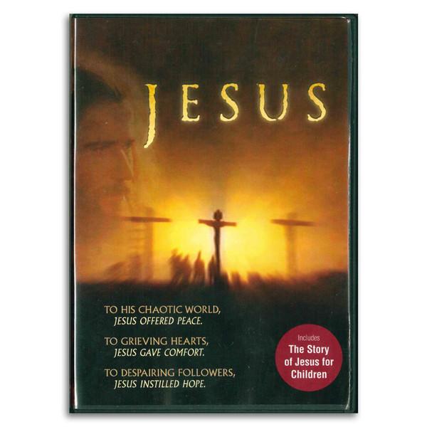 JESUS film, Special edition. Front
