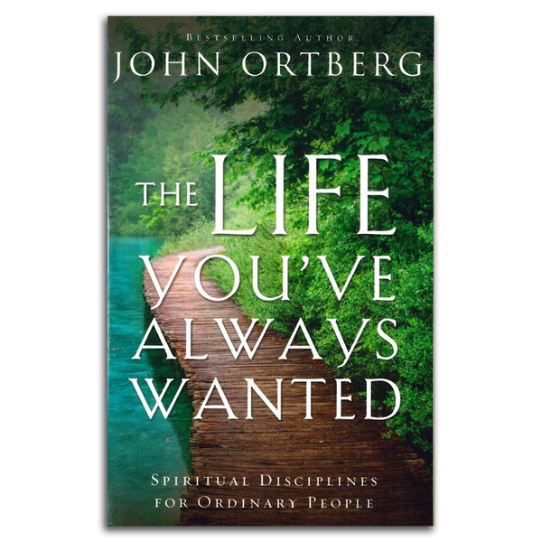 The Life You've Always Wanted. Front cover