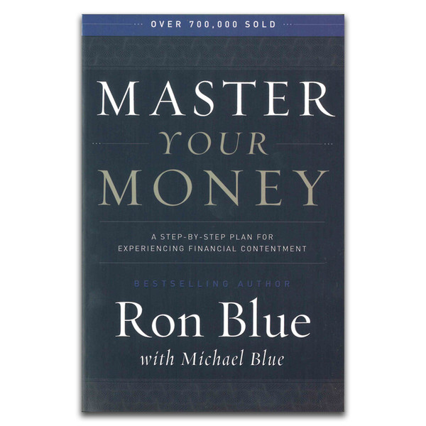 Master Your Money. Front cover