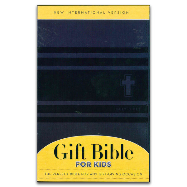 NIV Gift Bible For Kids. Front of package
