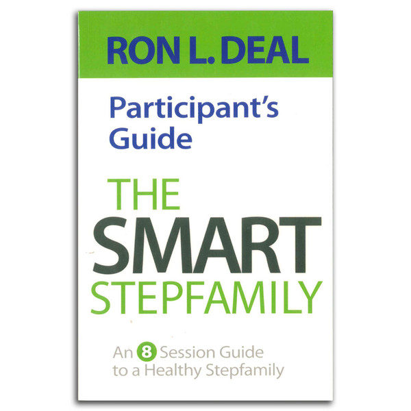 The Smart Stepfamily - Participant's Guide. Front cover