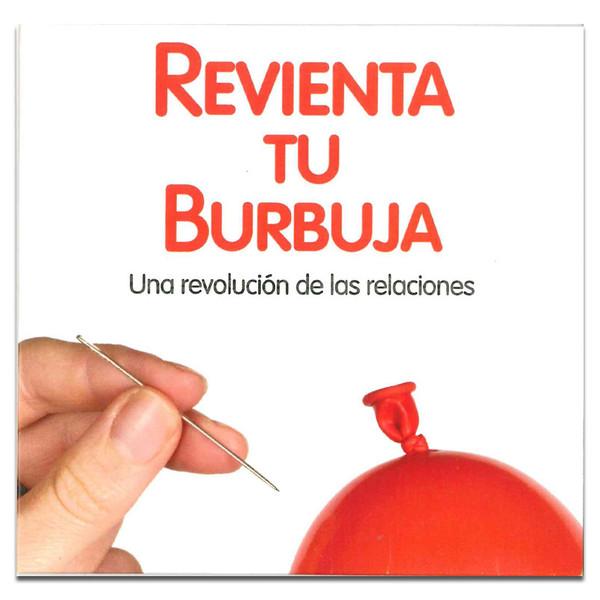 Bursting Your Bubble DVD (Spanish). Front