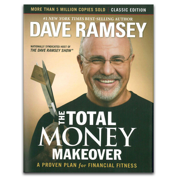 The Total Money Makeover. Front cover