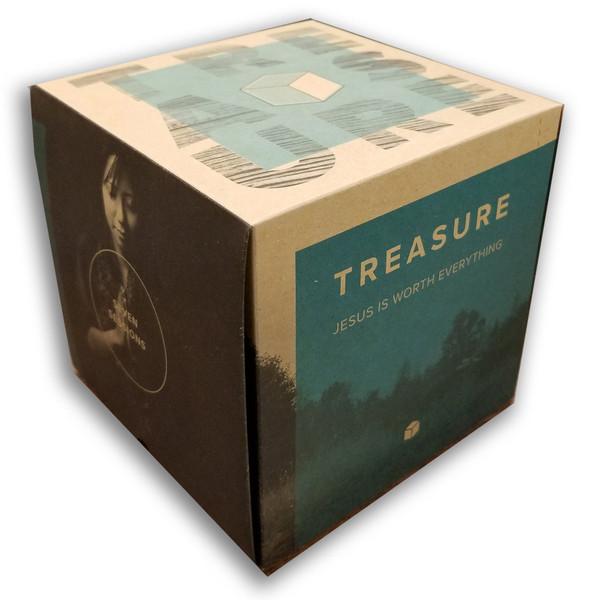 Treasure Boxed set