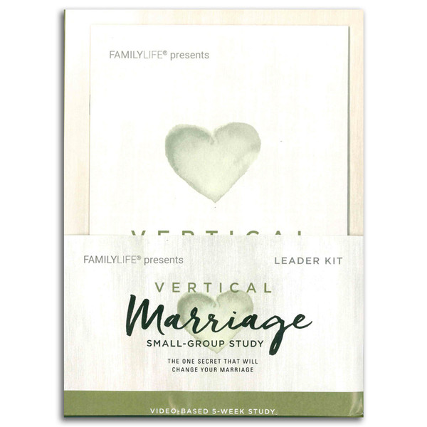 Vertical Marriage Small-Group Leader Kit. Front cover