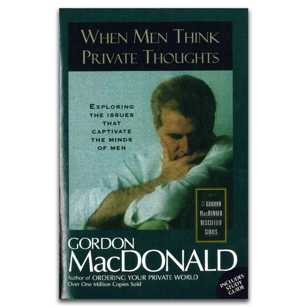 When Men Think Private Thoughts. Front cover