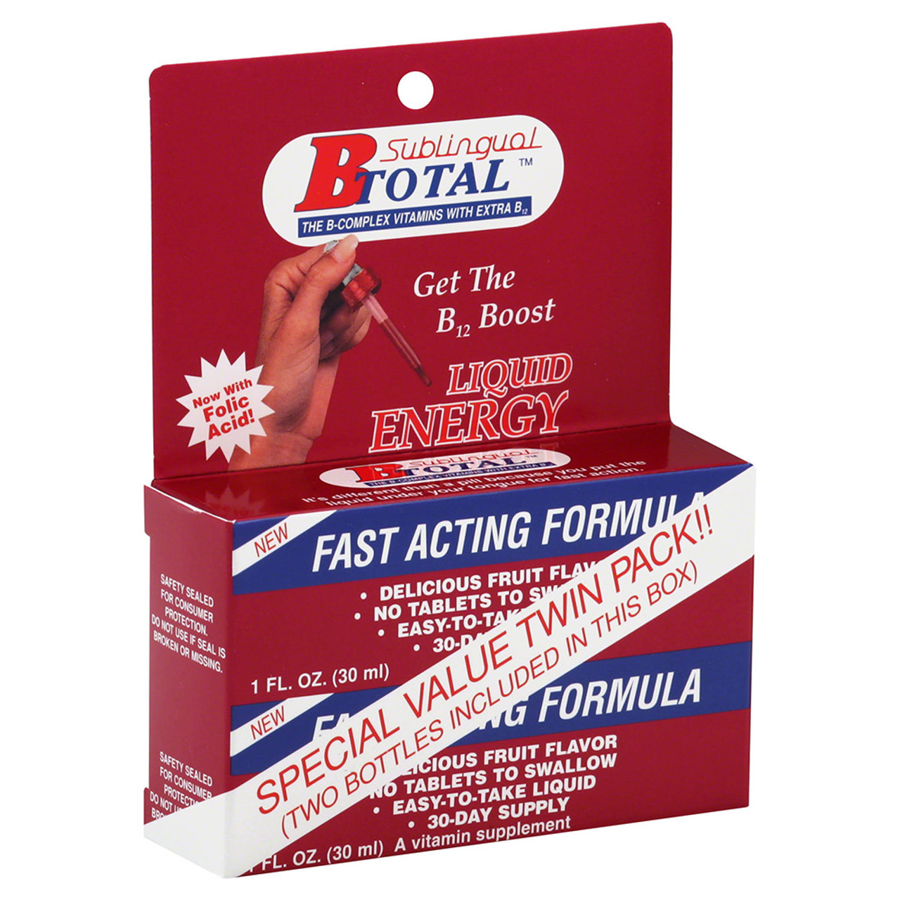 B Total  by Nutraceutical Solutions