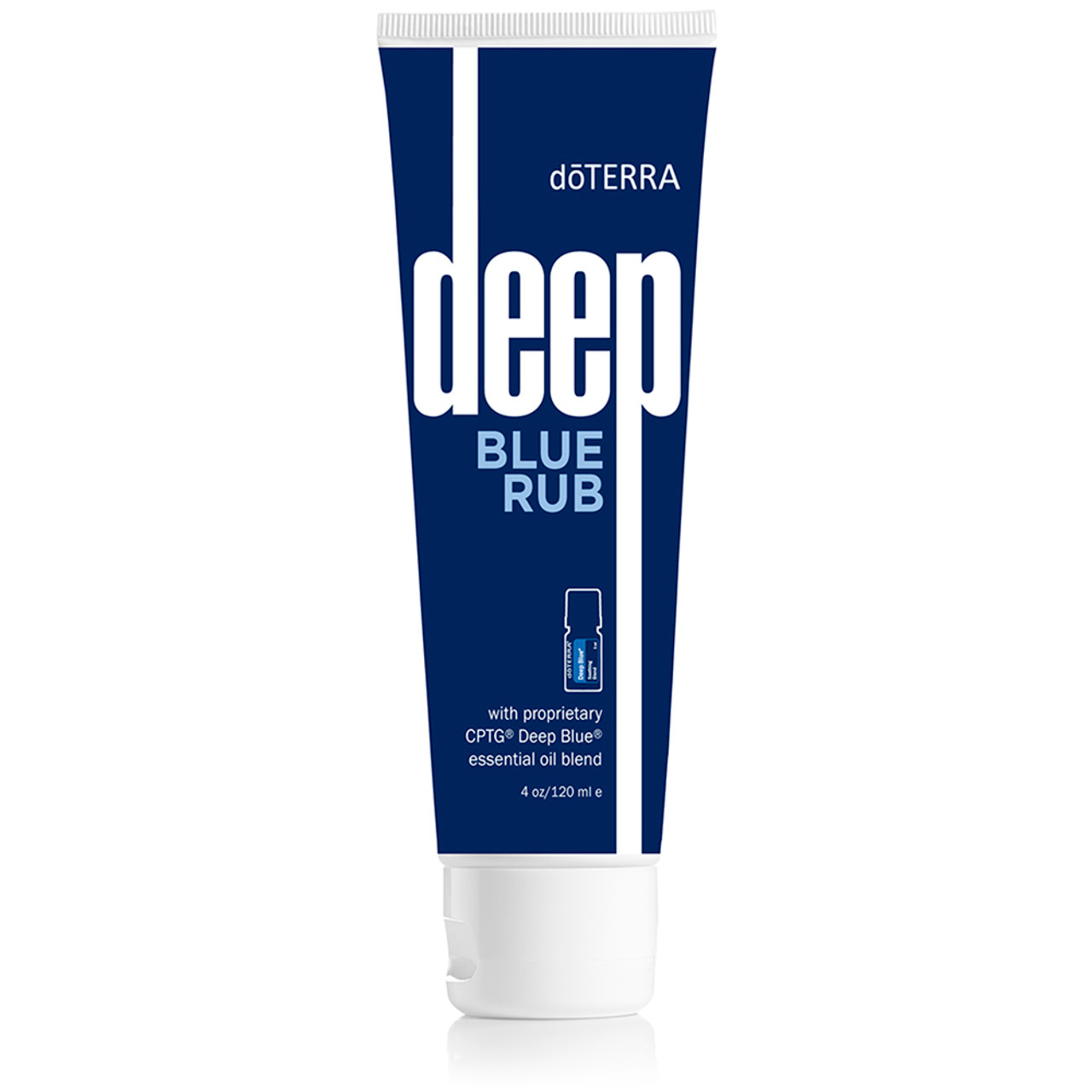 Deep Blue Rub by DoTERRA Essential Oils
