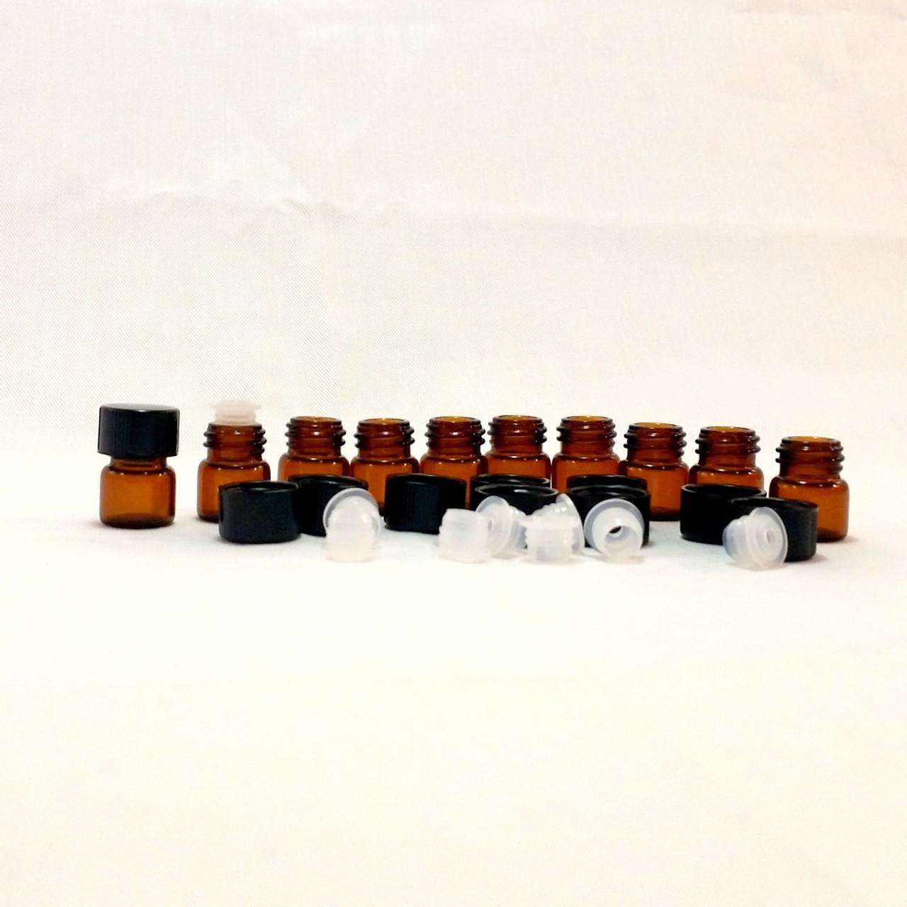 Essential Oils Sample Bottles