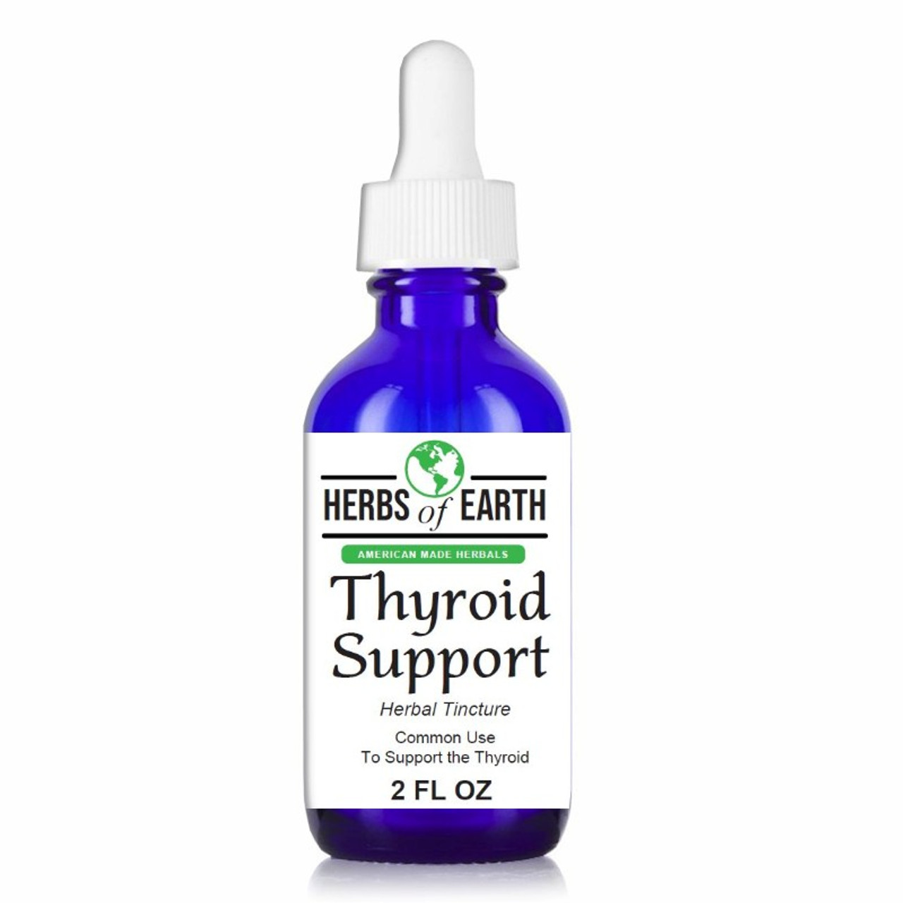 Thyroid Support by Herbs of Earth