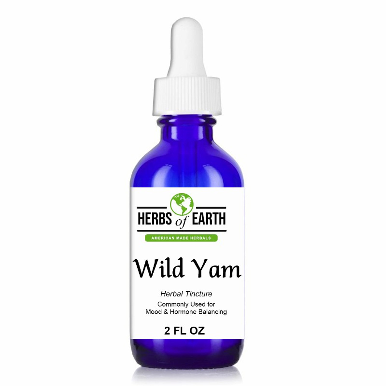 Wild Yam Herbal Tincture
