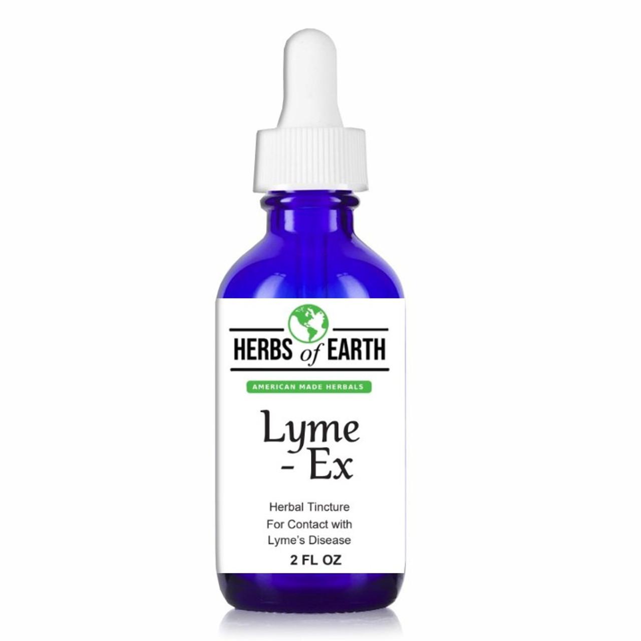 Lyme-Ex Herbal Tincture