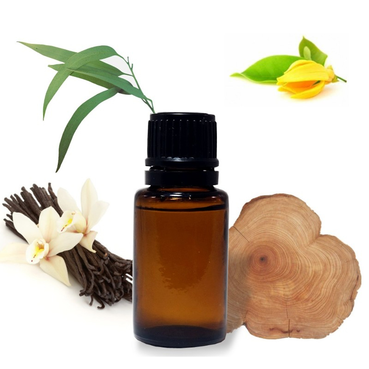 Outdoor Blend of Essential Oils