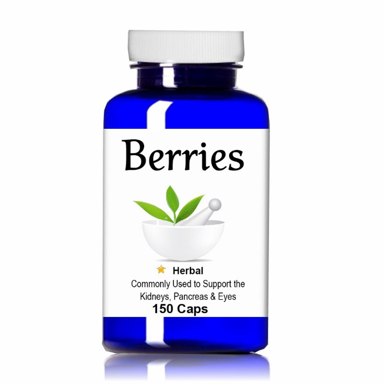 Berries Herbal Formula