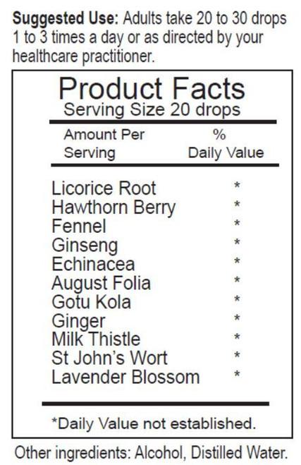 Adrenal Food Natural Remedy