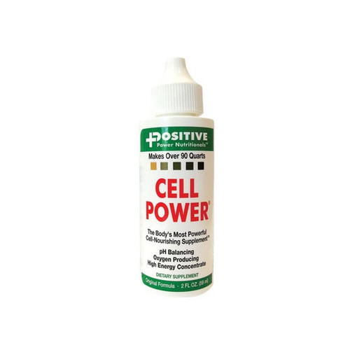 Cell Power by Positive Power Naturals