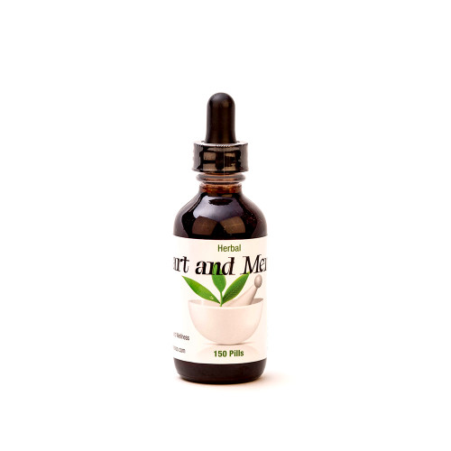 Heart and Memory Tincture