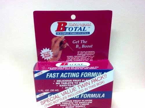 B - Total