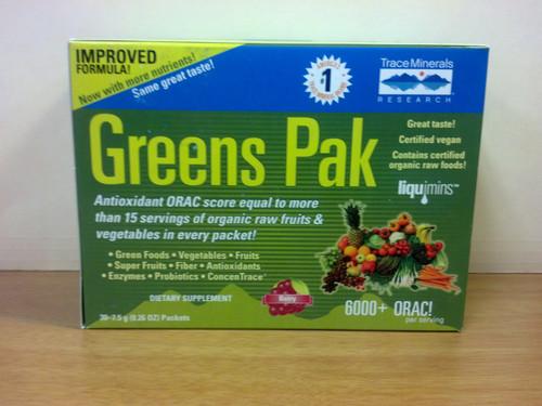 Greens Pak