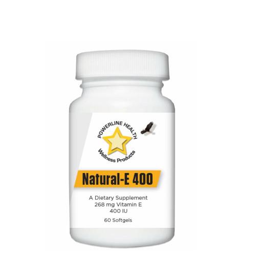 Natural-E 400 IU