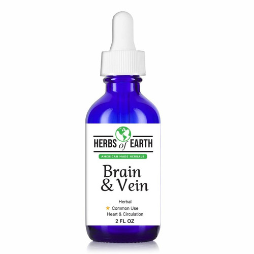 Brain & Vein Herbal Tincture