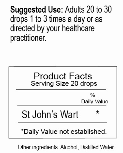 St John's Herbal Tincture