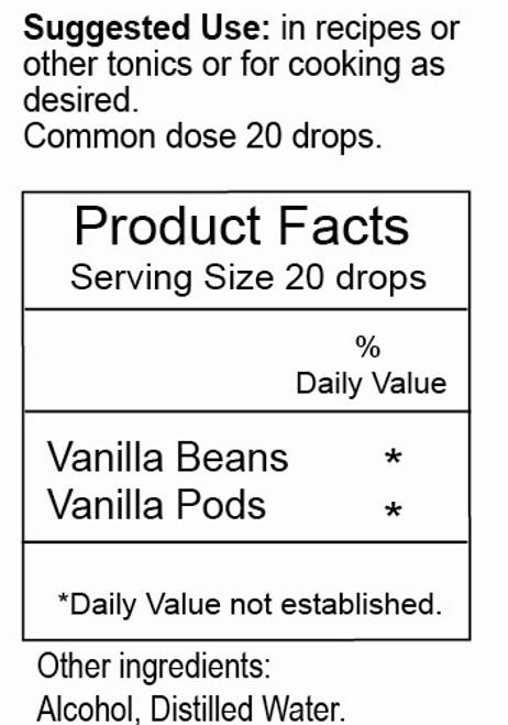 Hand Crafted Vanilla Extract
