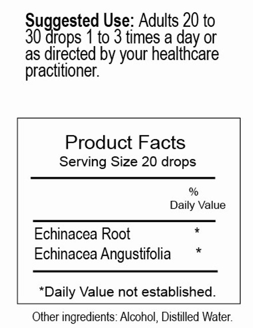Echinacea Herbal Tincture