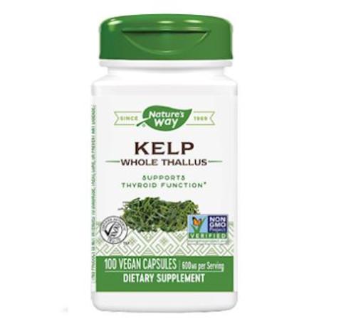Kelp 600 mg