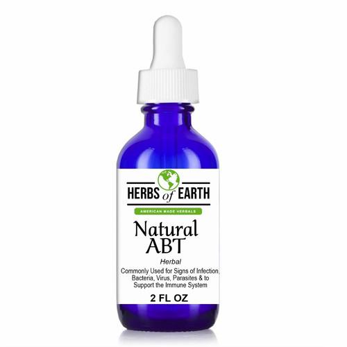 Natural ABT Herbal Tincture