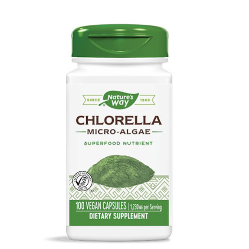 Chlorella Micro Algae Herbal Capsules