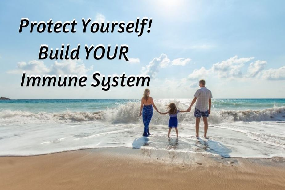 2 Vitamins that Protect your Immune System from Viral Attack