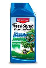 Bayer 12 Month Tree & Shrub Protect & Feed Concentrate - 32 oz