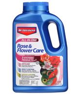Bayer All-In-One Rose & Flower Care Granules - 4 lb