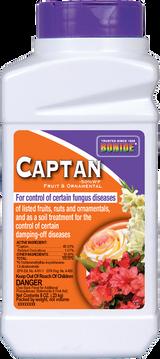 Captan® Fruit & Ornamental WP - 8 oz