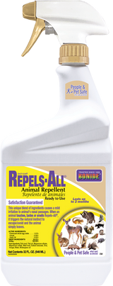 Repels-All® Animal Repellent Ready-To-Use - 32 oz