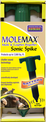 MoleMax® Sonic Stake (Battery) - 1 stake