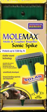 MoleMax® Sonic Stake (Solar) - 1 stake