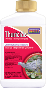 Thuricide Liquid Concentrate - 8 oz